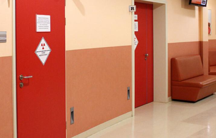 Рентгенозащитные и медицинские двери