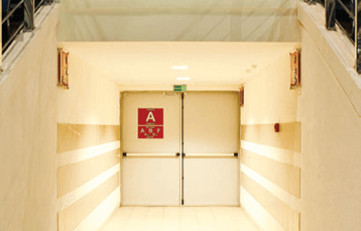 Звукоизоляционные-противовзломные двери